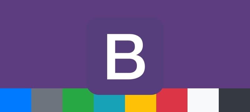 Todos los colores Bootstrap en HTML (Hexadecimal)